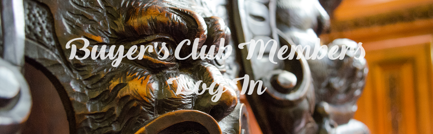 Grand Central Station Antiques - Buyer's Club Members Log In